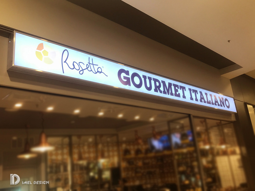 GOURMET ITALIANO,RING MALL