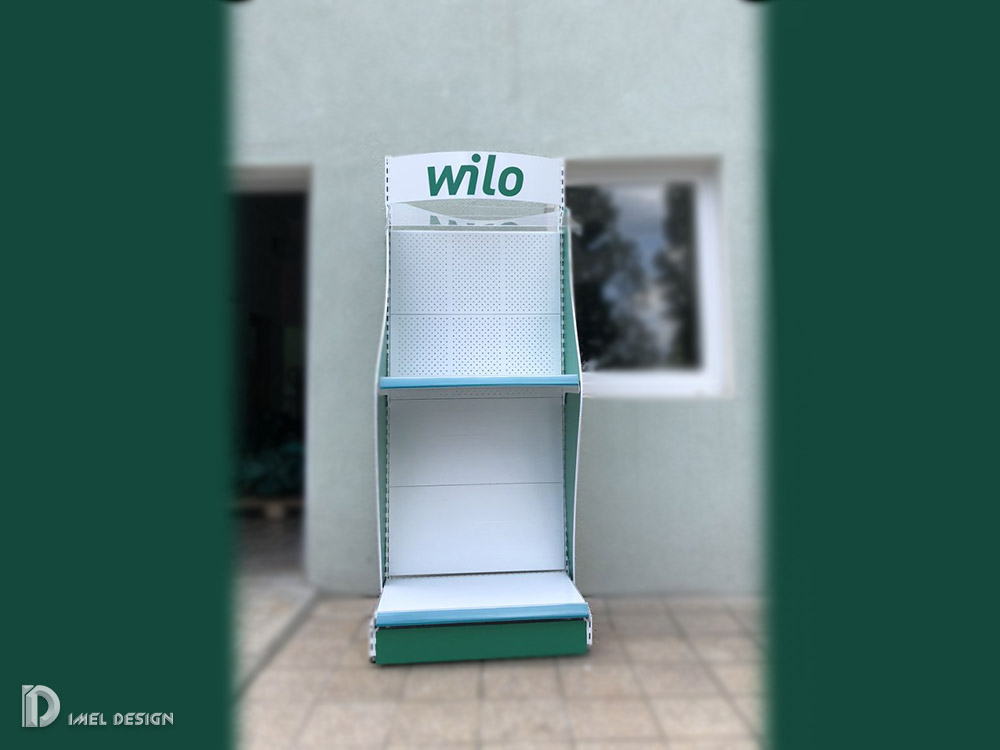 stand Wilo
