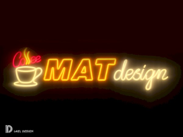 Реклама от LED неон